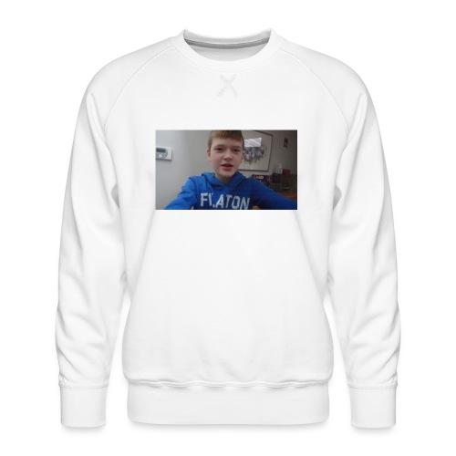 roel t-shirt - Mannen premium sweater