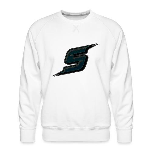 Stripo Logo - Men's Premium Sweatshirt