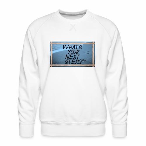 NEXT STEP - Männer Premium Pullover