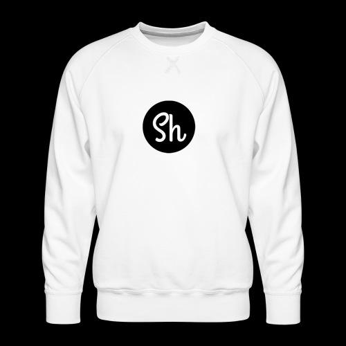 LOGO 2 - Men's Premium Sweatshirt