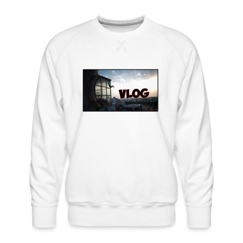 Vlog - Men's Premium Sweatshirt