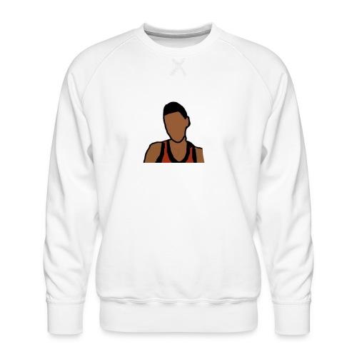 TyrusHD logo - Men's Premium Sweatshirt