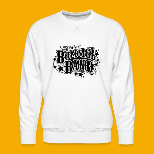 bb logo - Mannen premium sweater