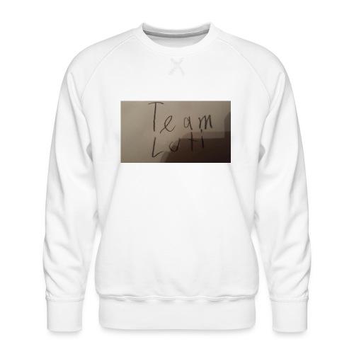 Team Luti - Männer Premium Pullover