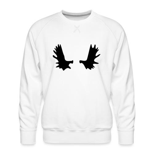 Elchgeweih - Männer Premium Pullover