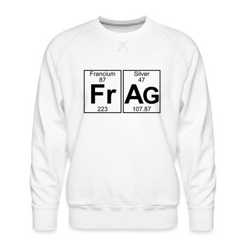 Fr-Ag (frag) - Full - Men's Premium Sweatshirt