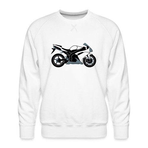 R1 07-on V2 - Men's Premium Sweatshirt