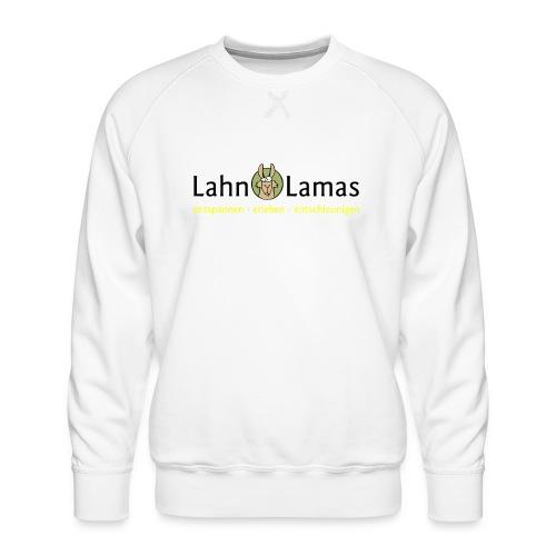 Lahn Lamas - Männer Premium Pullover