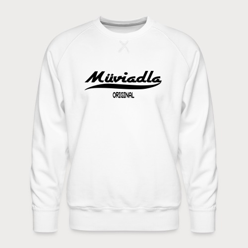 Mühlviertel - Männer Premium Pullover