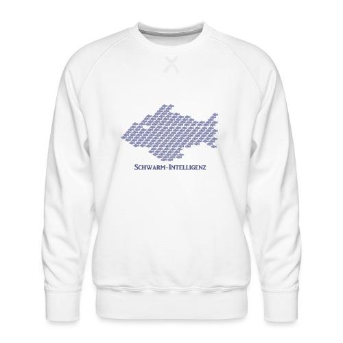 Schwarmintelligenz (Premium Shirt) - Männer Premium Pullover