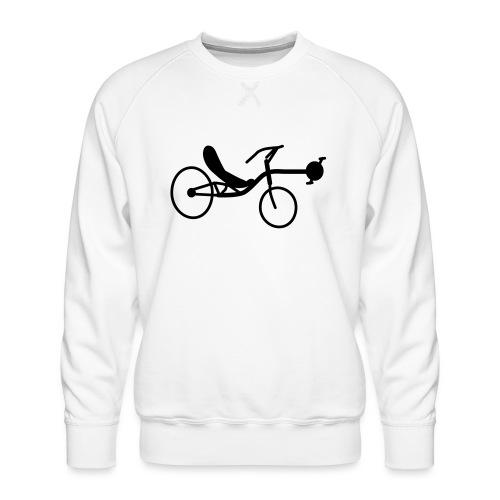 Liegerad Streetmachine 2 - Männer Premium Pullover