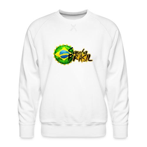 Rio de Janeiro Samba - Men's Premium Sweatshirt