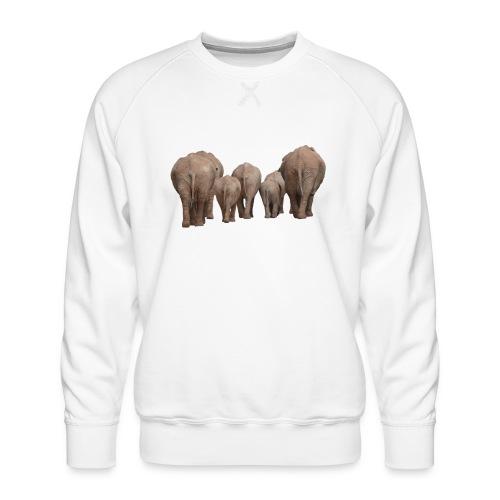 elephant 1049840 - Felpa premium da uomo