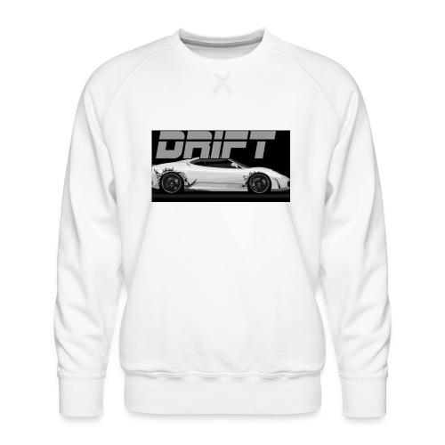 drift - Men's Premium Sweatshirt