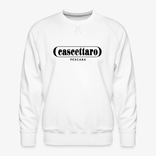 Cascettaro - Felpa premium da uomo