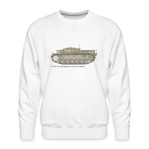 Stug III Ausf D. - Männer Premium Pullover