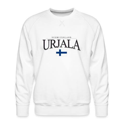 Suomipaita - Urjala Suomi Finland - Miesten premium-collegepaita