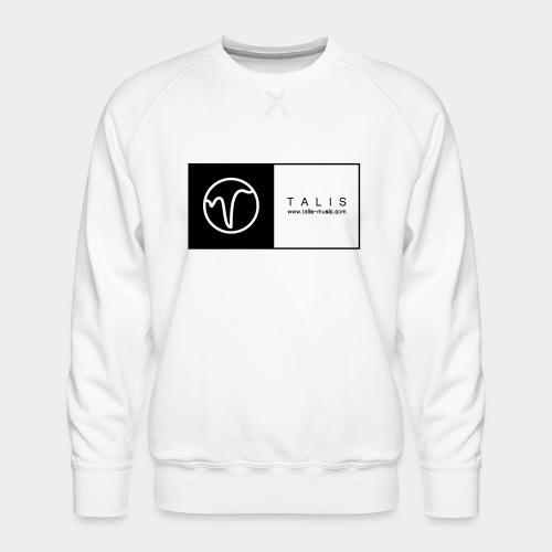TALIS (2Quadrate) - Männer Premium Pullover
