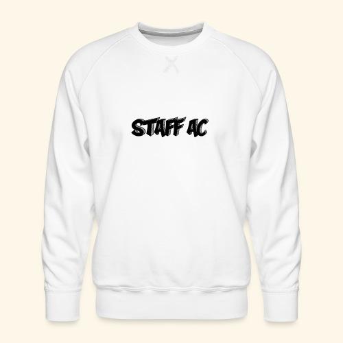 staffacbk - Felpa premium da uomo