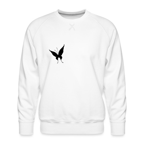Schmetterling - Männer Premium Pullover