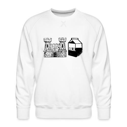 Castlemilk - Men's Premium Sweatshirt