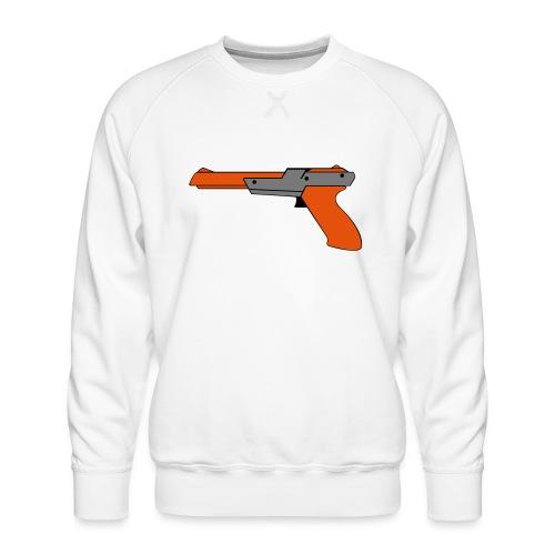 gun Zapper NES SUPER BROS HUNT DUCK - Sweat ras-du-cou Premium Homme