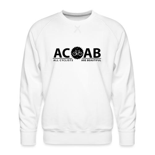 ACAB ALL CYCLISTS - Männer Premium Pullover