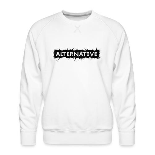 Spike T-shirt White - Bluza męska Premium