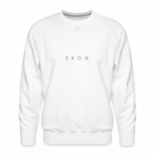 skon - Mannen premium sweater