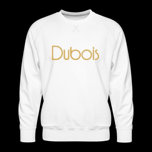 Dubois - Mannen premium sweater