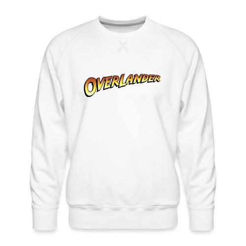 Overlander - Autonaut.com - Men's Premium Sweatshirt