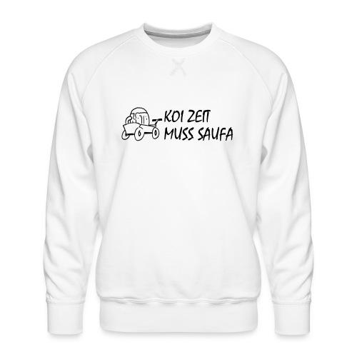 KoiZeit Saufa - Männer Premium Pullover