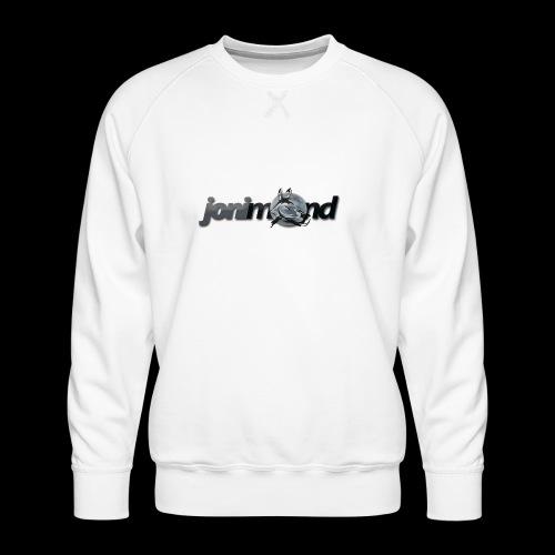 jonimond-sticker - Männer Premium Pullover