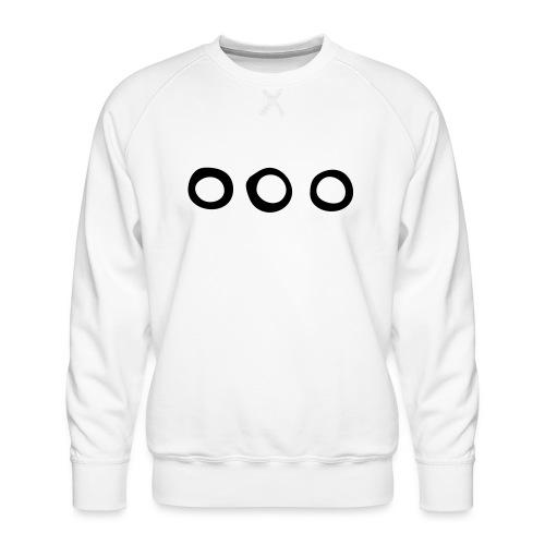 denk doch mal - Männer Premium Pullover