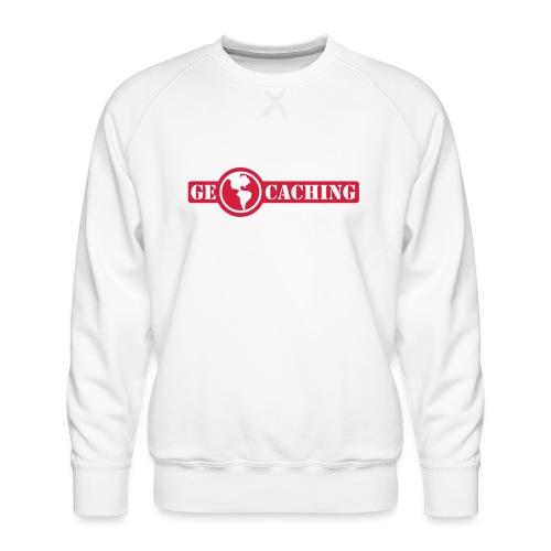 Geocaching - 1color - 2011 - Männer Premium Pullover