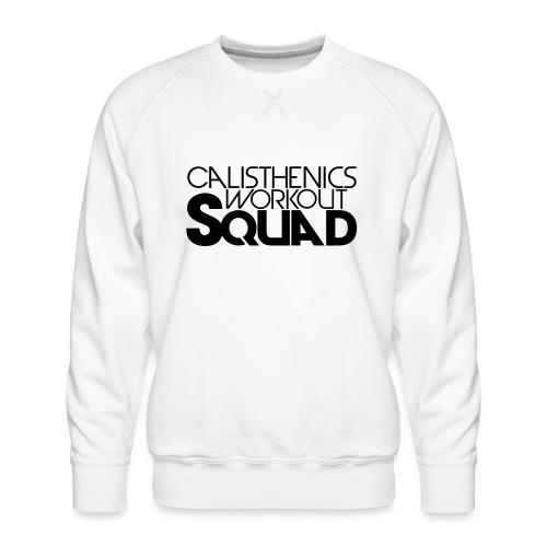 CWS Logo - Männer Premium Pullover
