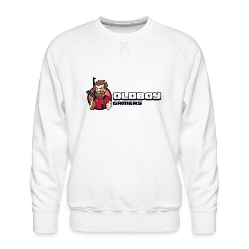 Oldboy Gamers Fanshirt - Premium-genser for menn