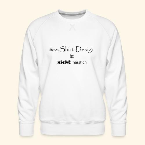 test_shop_design - Männer Premium Pullover