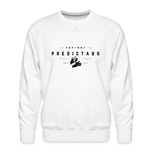 Predictabo - Sweat ras-du-cou Premium Homme