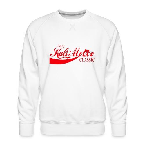 Kalimotxo Classic Red - Sudadera premium para hombre