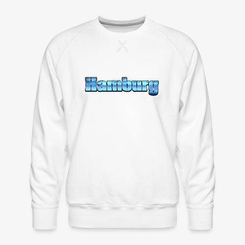 Hamburg - Männer Premium Pullover