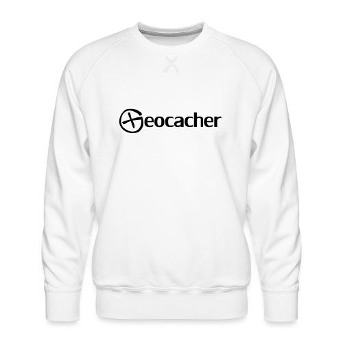 Geocacher - Miesten premium-collegepaita
