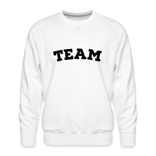 Team - Men's Premium Sweatshirt