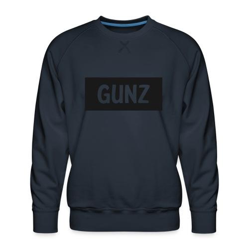 Gunz - Herre premium sweatshirt