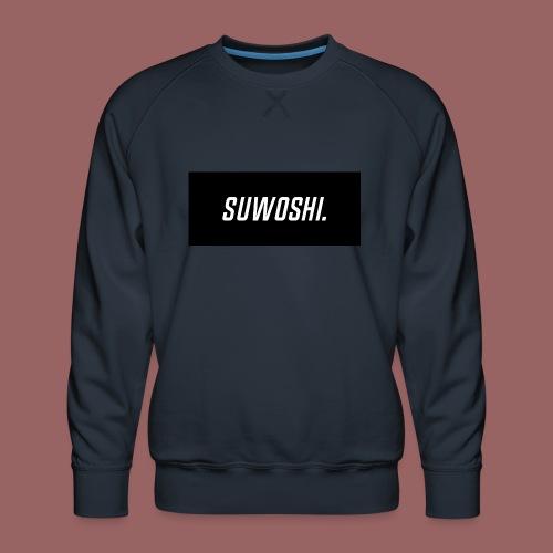 Suwoshi Sport - Mannen premium sweater