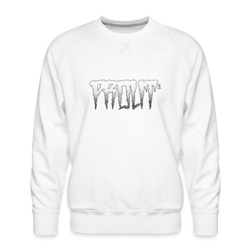 Horror PROUT - black - Men's Premium Sweatshirt