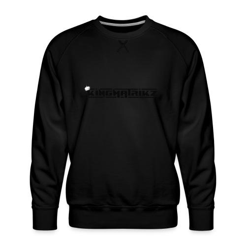 kingmatrikz mk2 - Herre premium sweatshirt