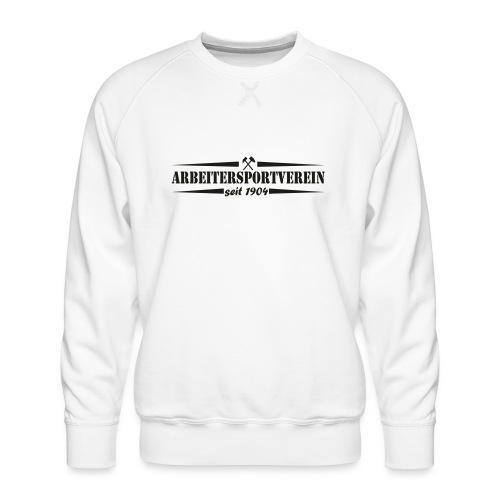 Arbeitersportverein seit 1904 - Männer Premium Pullover