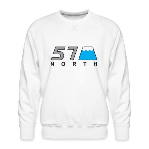 57 North - Men's Premium Sweatshirt