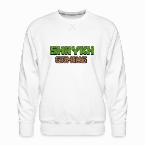 Shaykh Gaming Merch - Men's Premium Sweatshirt